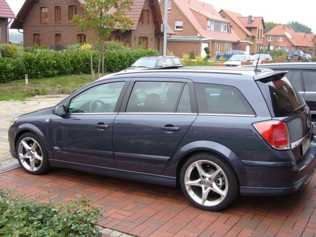 Astra H Seite on opel corsa swing