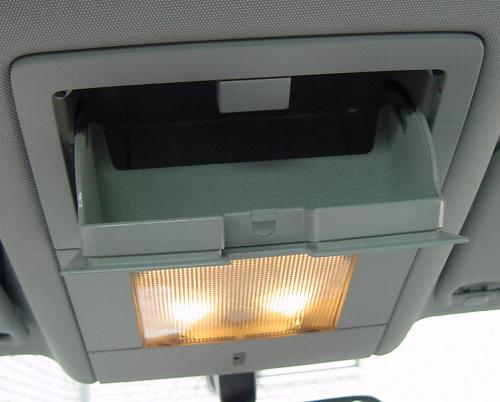 Brillenfach grau Opel Astra H Corsa D Meriva A Zafira B